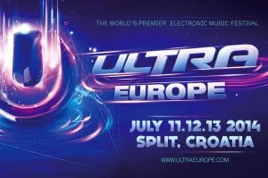 Ultra Europe Croazia 2014